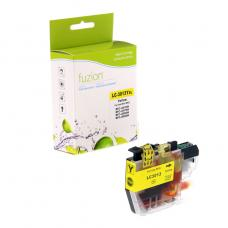 Compatible Brother LC-3013 Jaune Fuzion (HD)